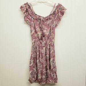 NEW! AEO Floral Print Dress
